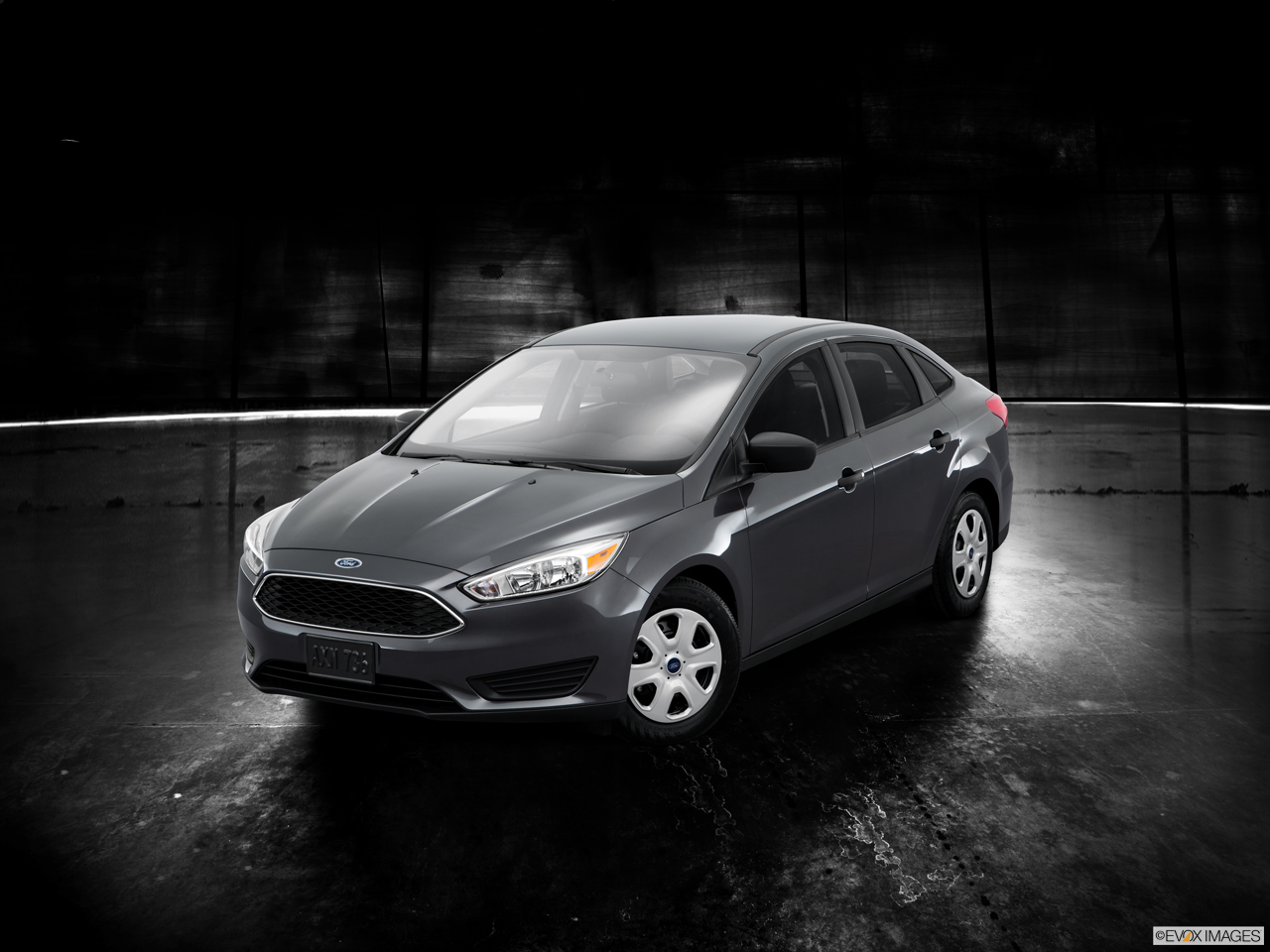 Exterior View Of 2016 Ford Focus in Harrisburg