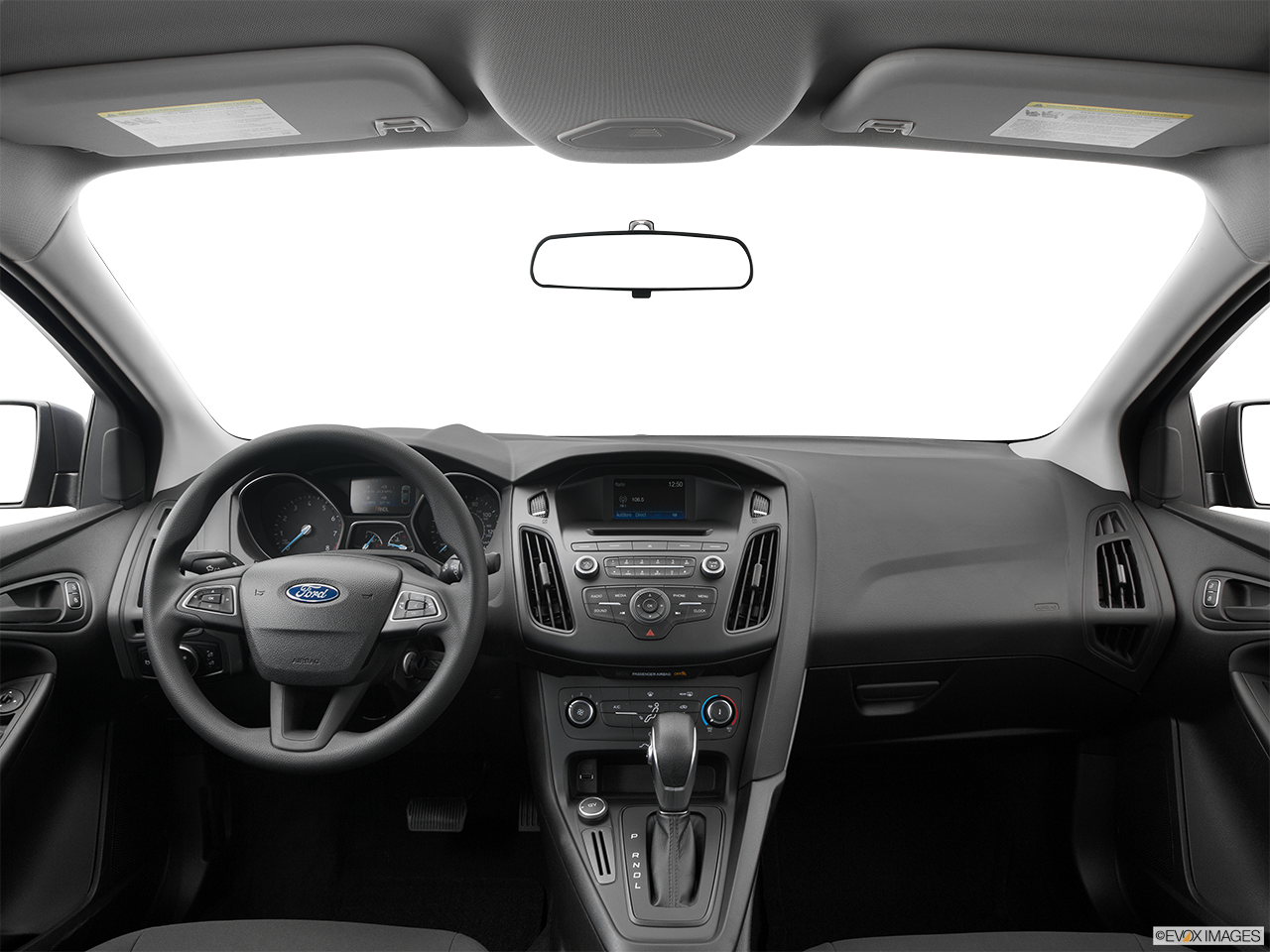 Interior View Of 2016 Ford Focus in Harrisburg