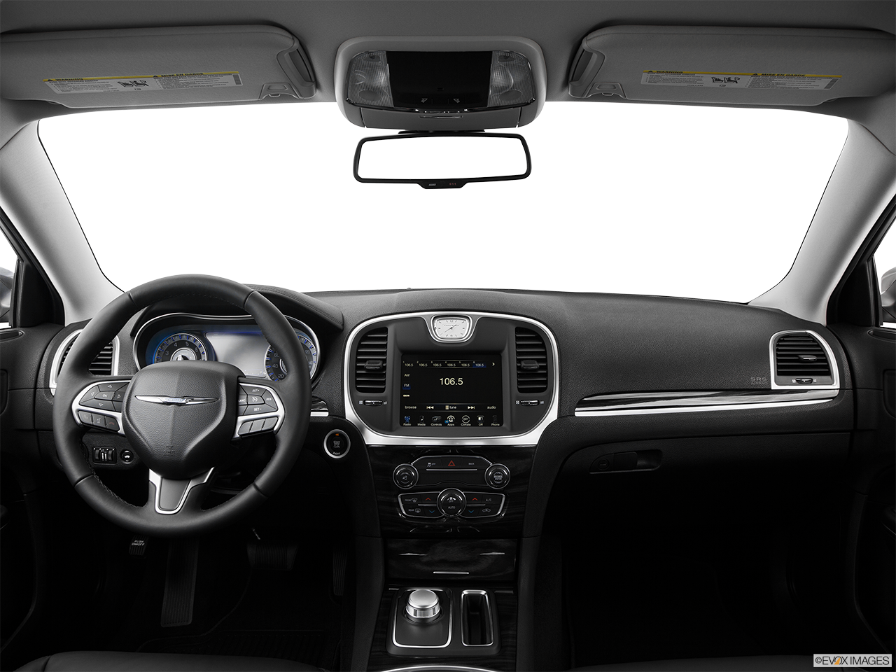 Interior View Of 2016 Chrysler 300 in Tracy