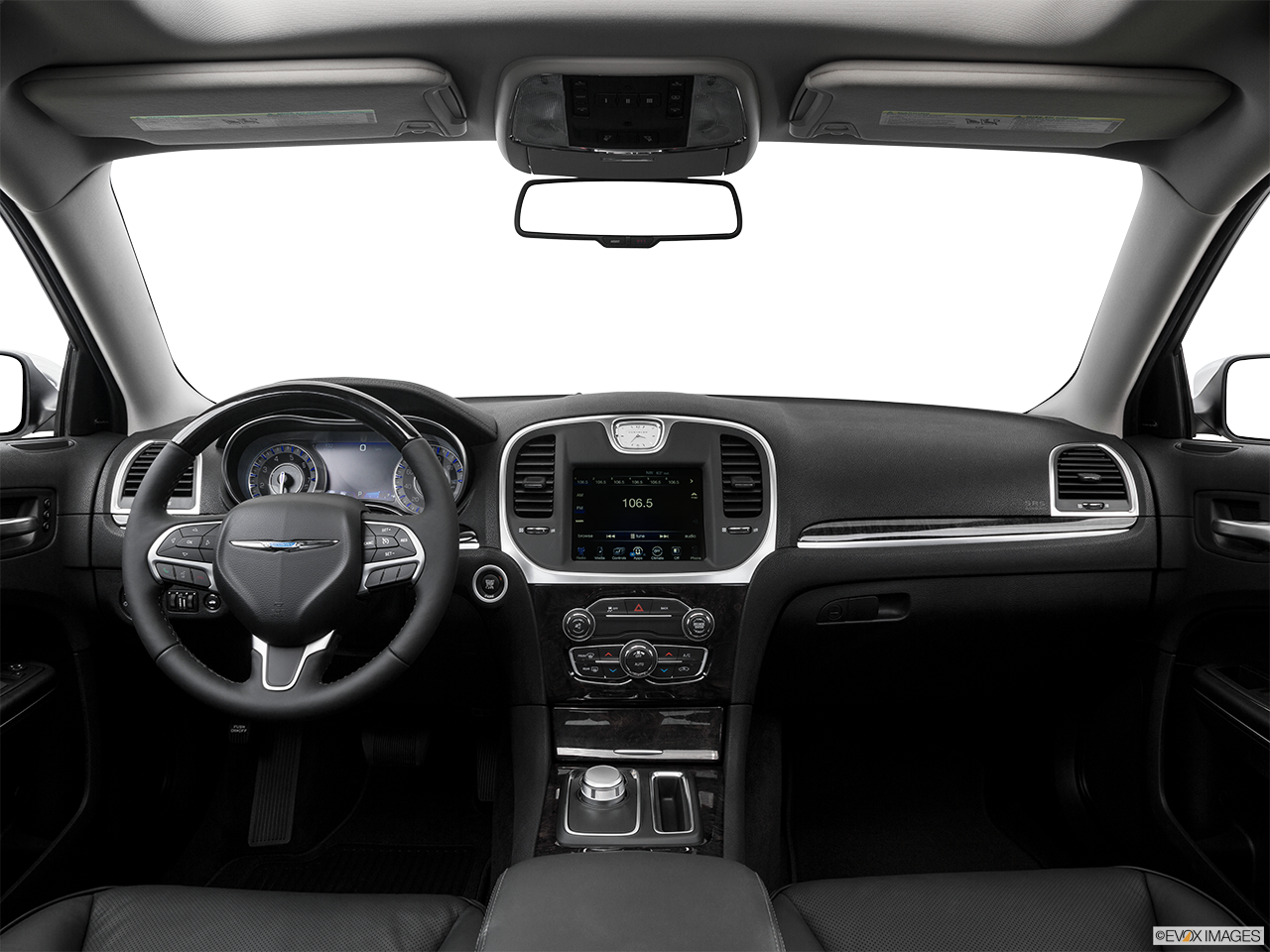 Interior View Of 2016 Chrysler 300 in Cherry Hill