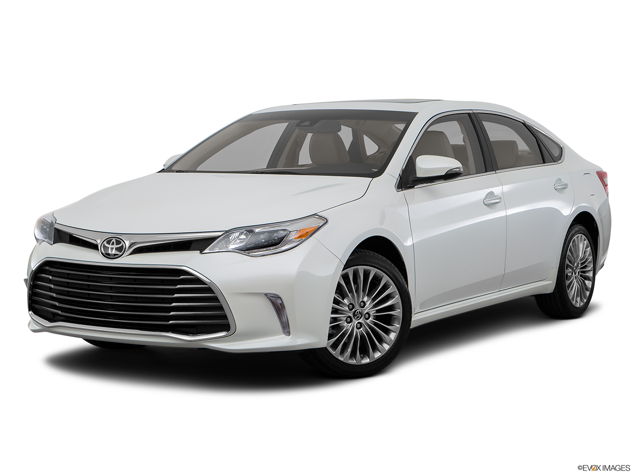 Test Drive A 2016 Toyota Avalon at Tustin Toyota in Tustin