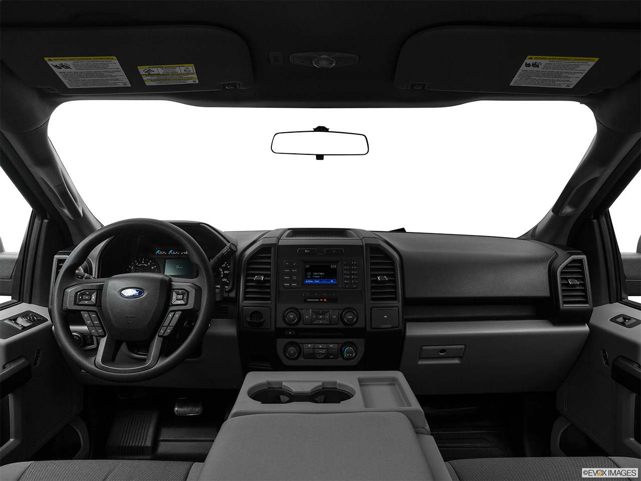 Interior View Of 2016 Ford F-150 in Franklin