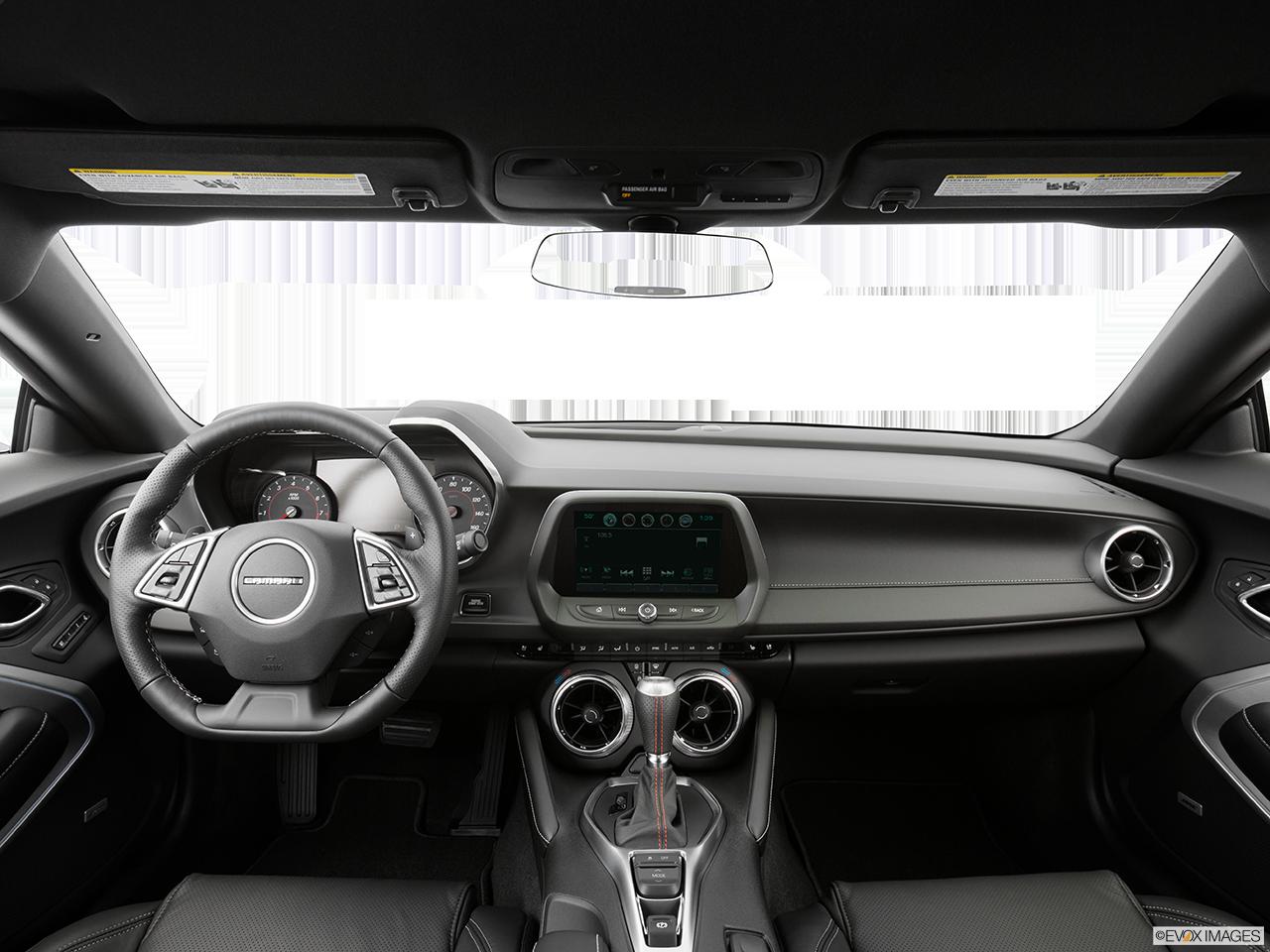 chevrolet camaro 2016 interior. interior view of 2016 chevrolet camaro in irvine