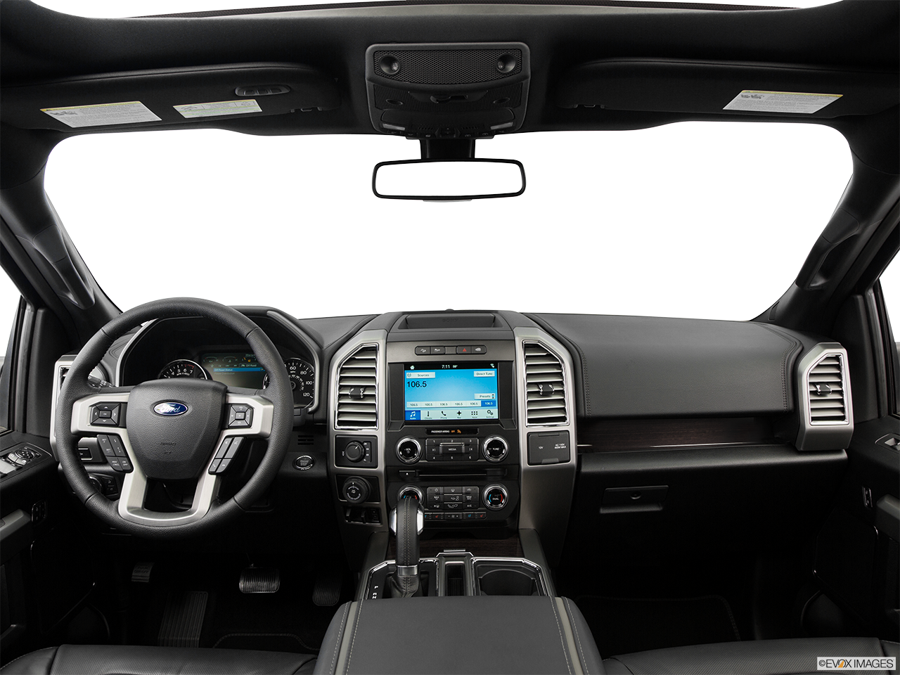 Interior View Of 2016 Ford F-150 in Kilgore