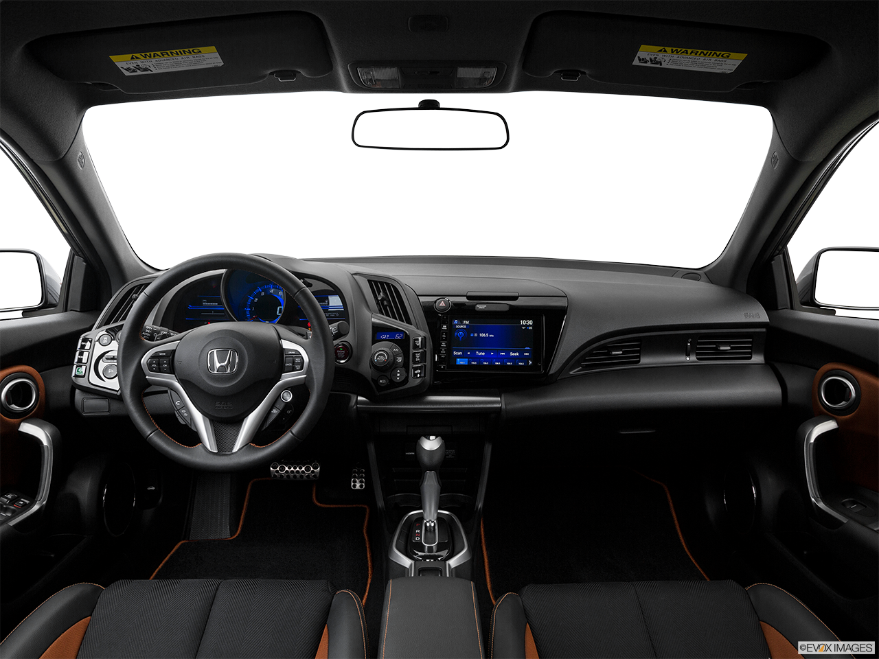 Interior View Of 2016 Honda CR-Z near San Diego