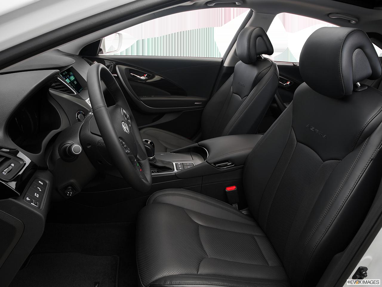 Research The 2016 Hyundai Azera in Ontario