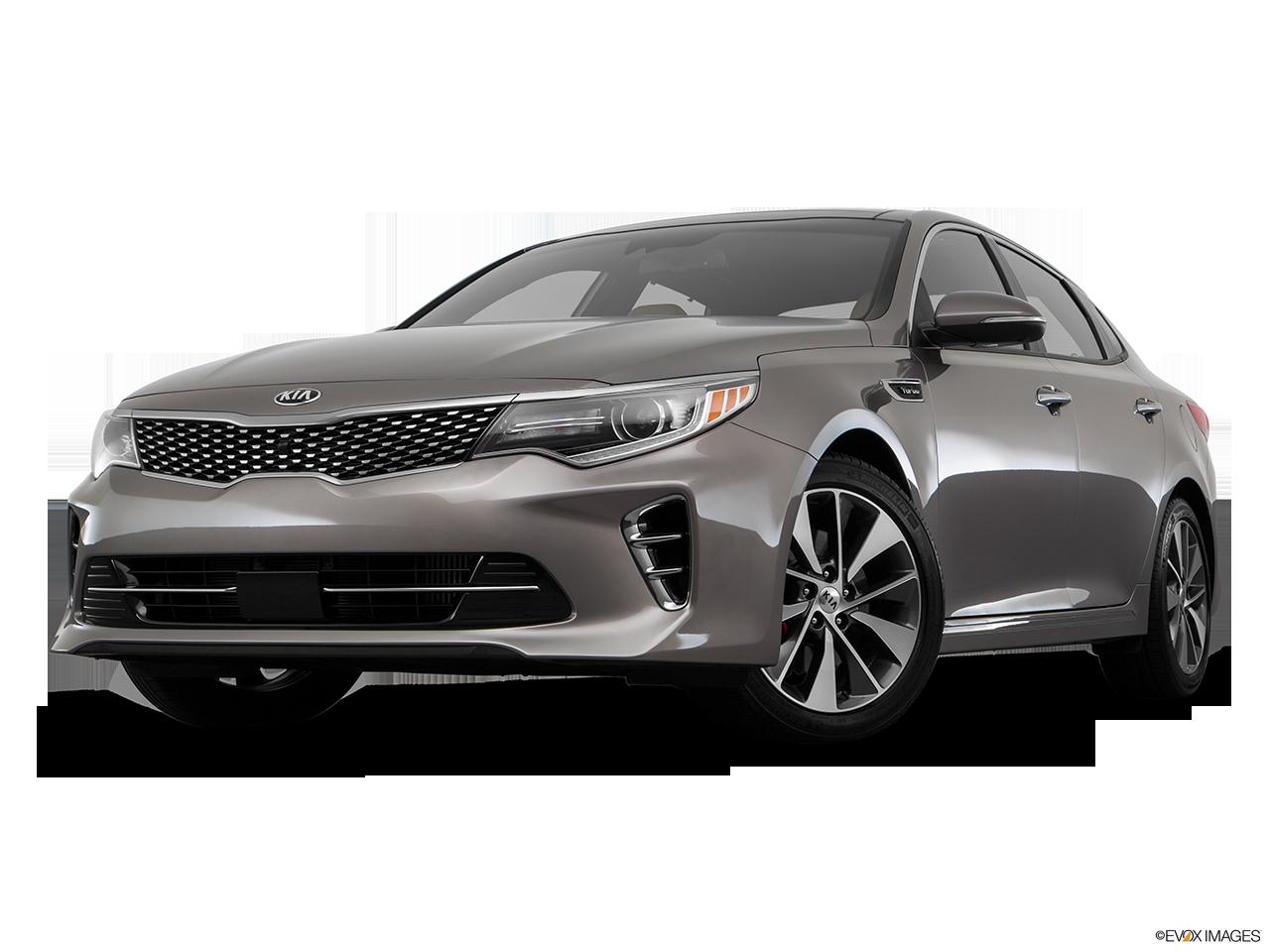 Test Drive A 2017 Kia Optima at Galpin Kia in Los Angeles