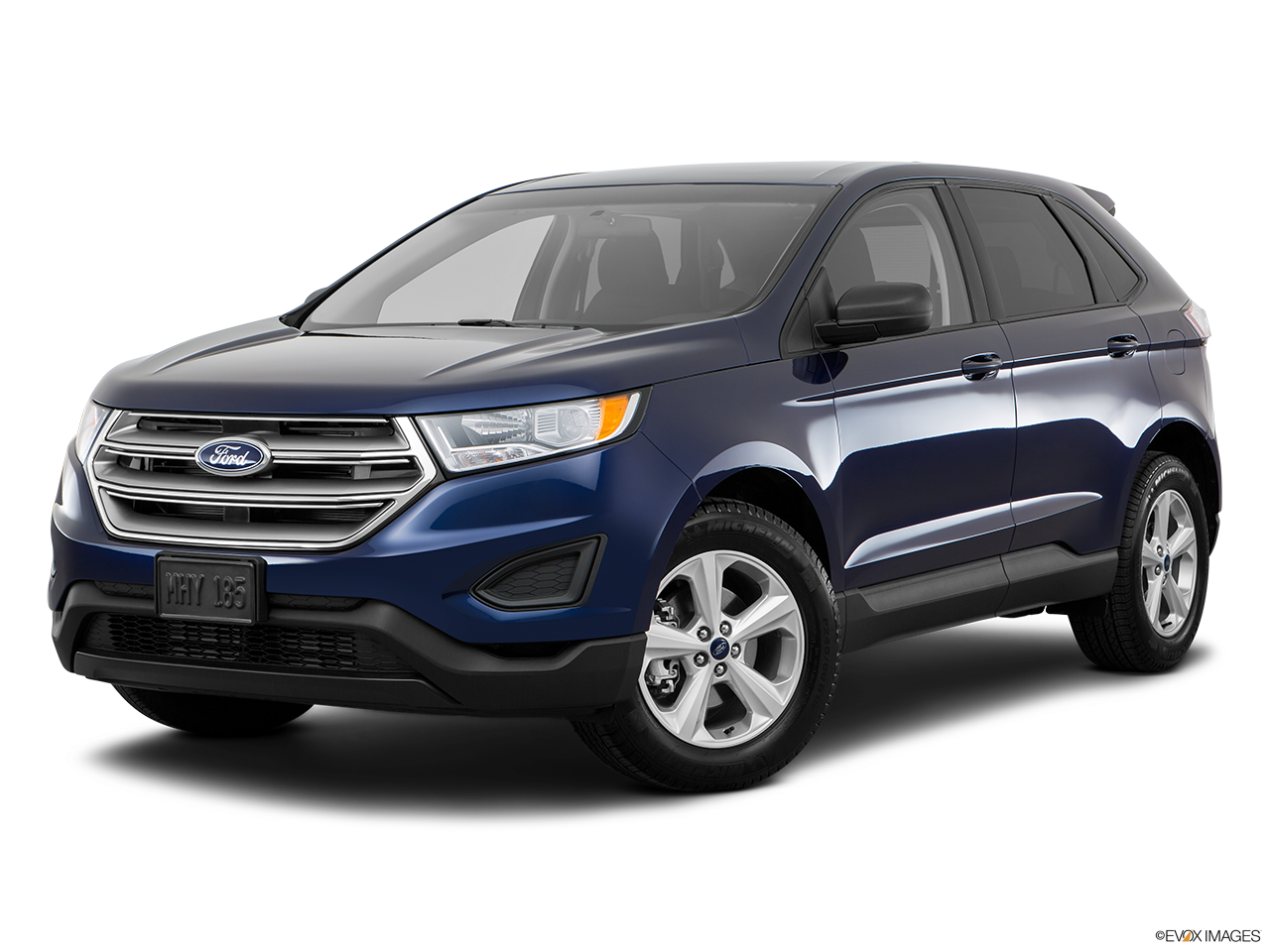 Test Drive A 2016 Ford Edge at Galpin Ford in Los Angeles