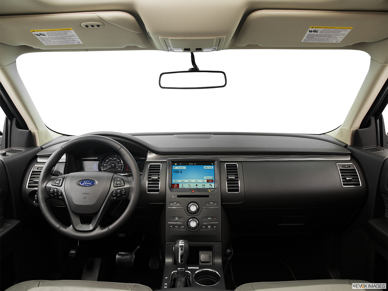 Interior View Of 2016 Ford Flex In Huntington Beach