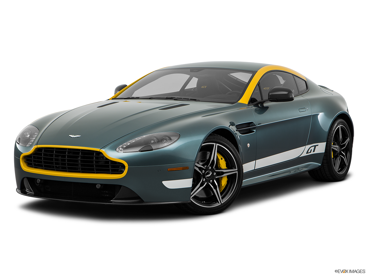 Test Drive A 2016 Aston Martin Vantage at Galpin Aston Martin in Los Angeles