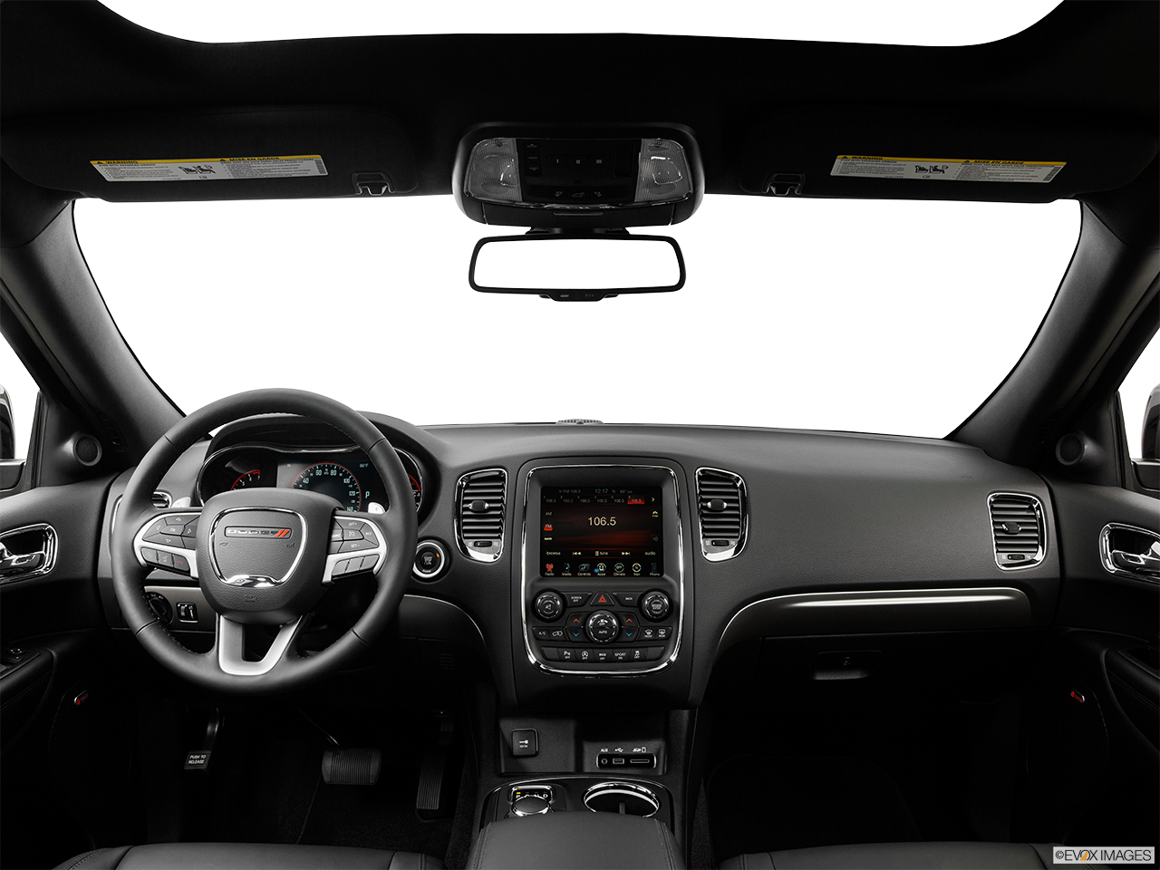 Interior View Of 2016 Dodge Durango in Cherry Hill