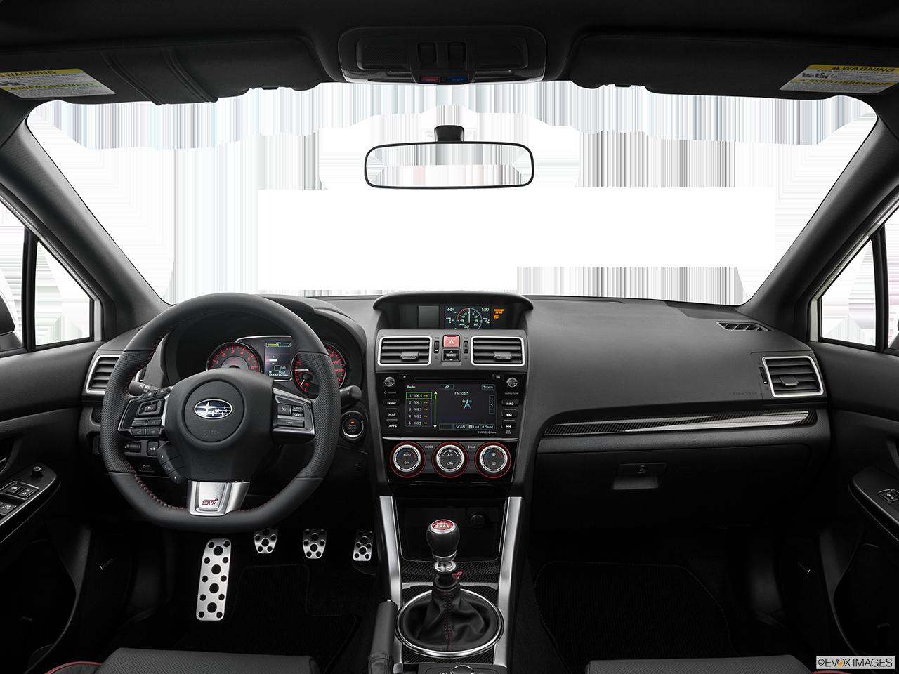 Research The 2017 Subaru WRX in Los Angeles