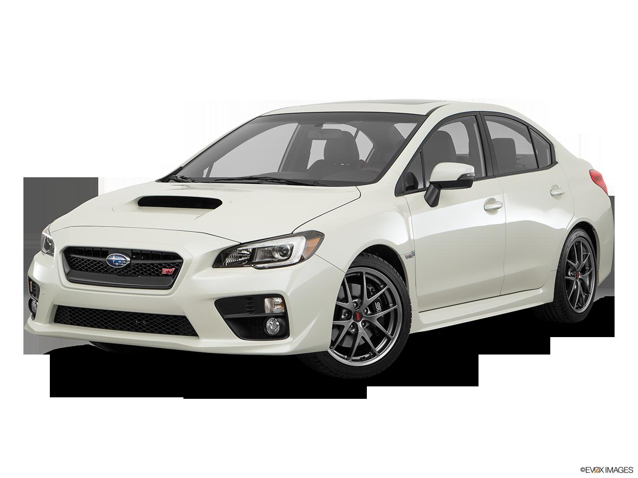 Test Drive A 2017 Subaru WRX at Galpin Subaru in Los Angeles