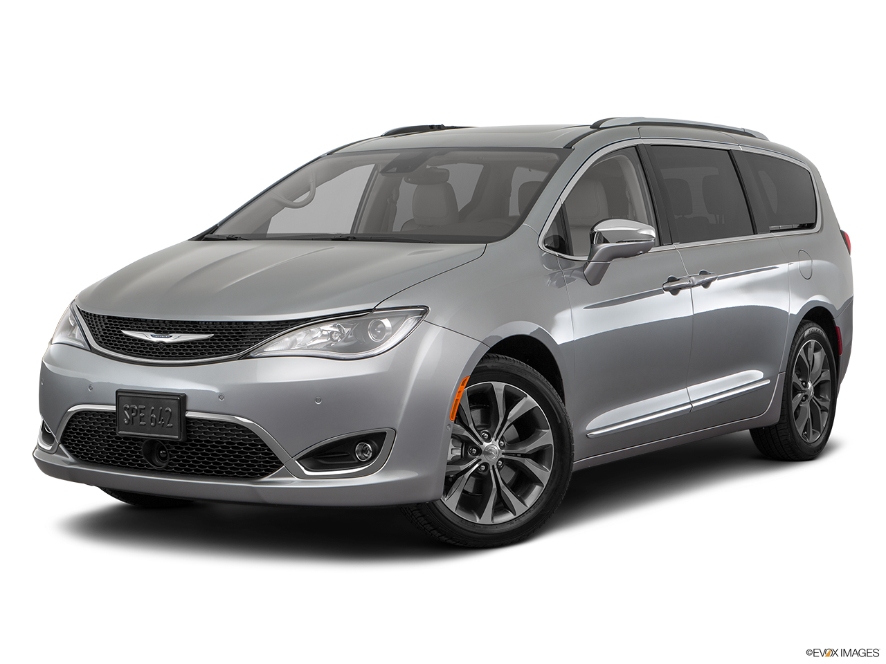 Test Drive A 2017 Chrysler Pacifica at Landmark Chrysler Dodge Jeep RAM of Morrow near Atlanta