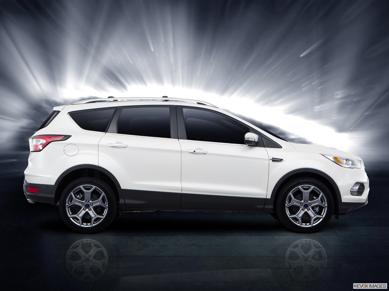 Exterior-View-Of-2017-Ford-Escape-in-Los-Angeles