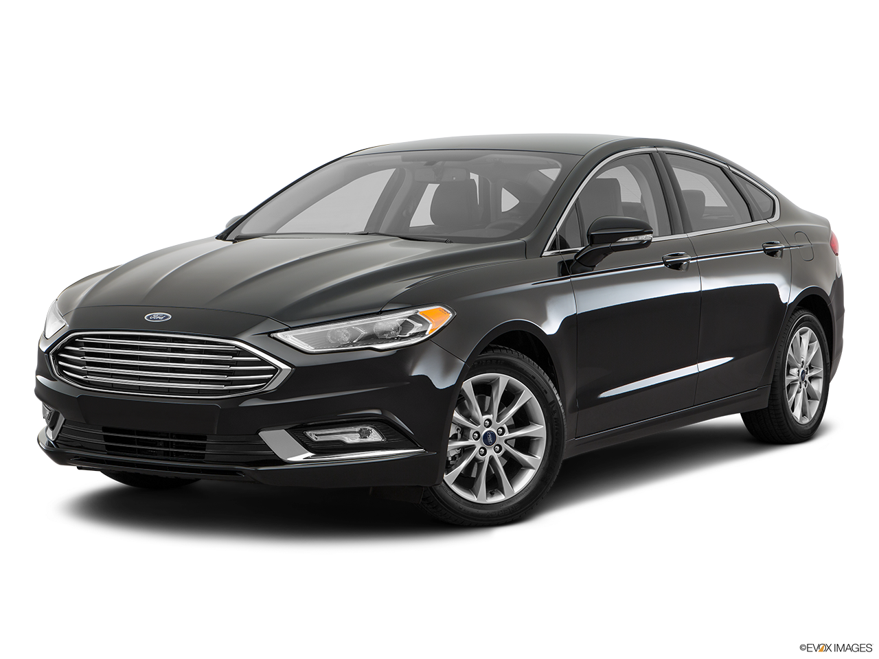 Test Drive A 2017 Ford Fusion at Mossy Ford in San Diego
