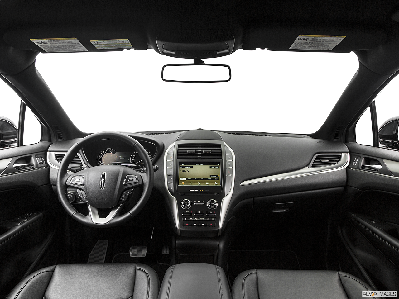 Interior View Of 2017 Lincoln MKC in Sunnyvale