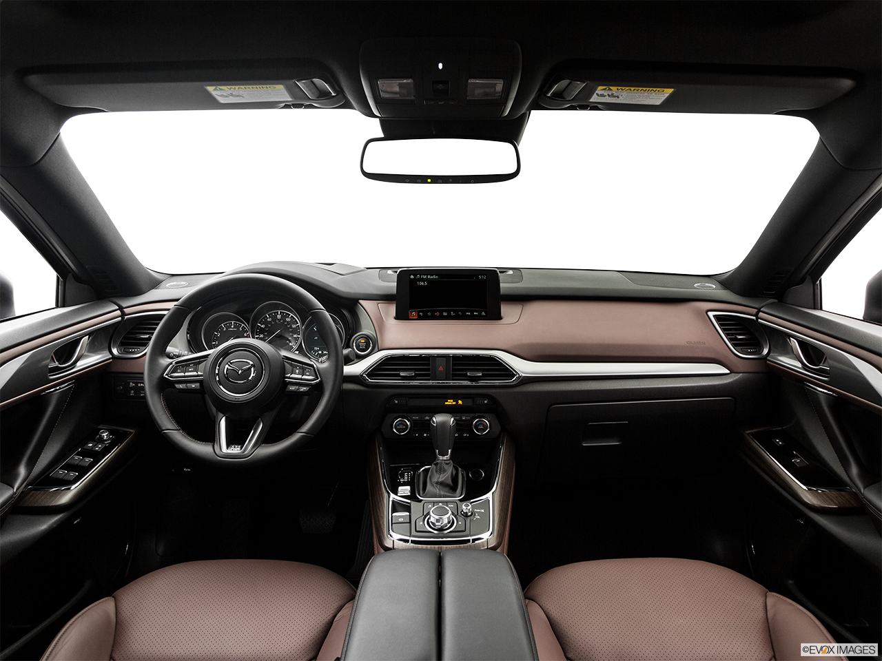 Interior View Of 2016 MAZDA CX-9 in Los Angeles