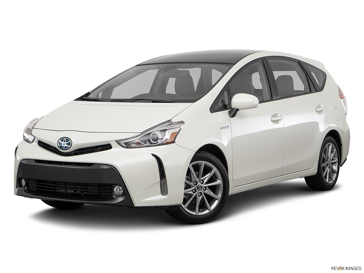 Test Drive A 2017 Toyota Prius v at Toyota of Glendale