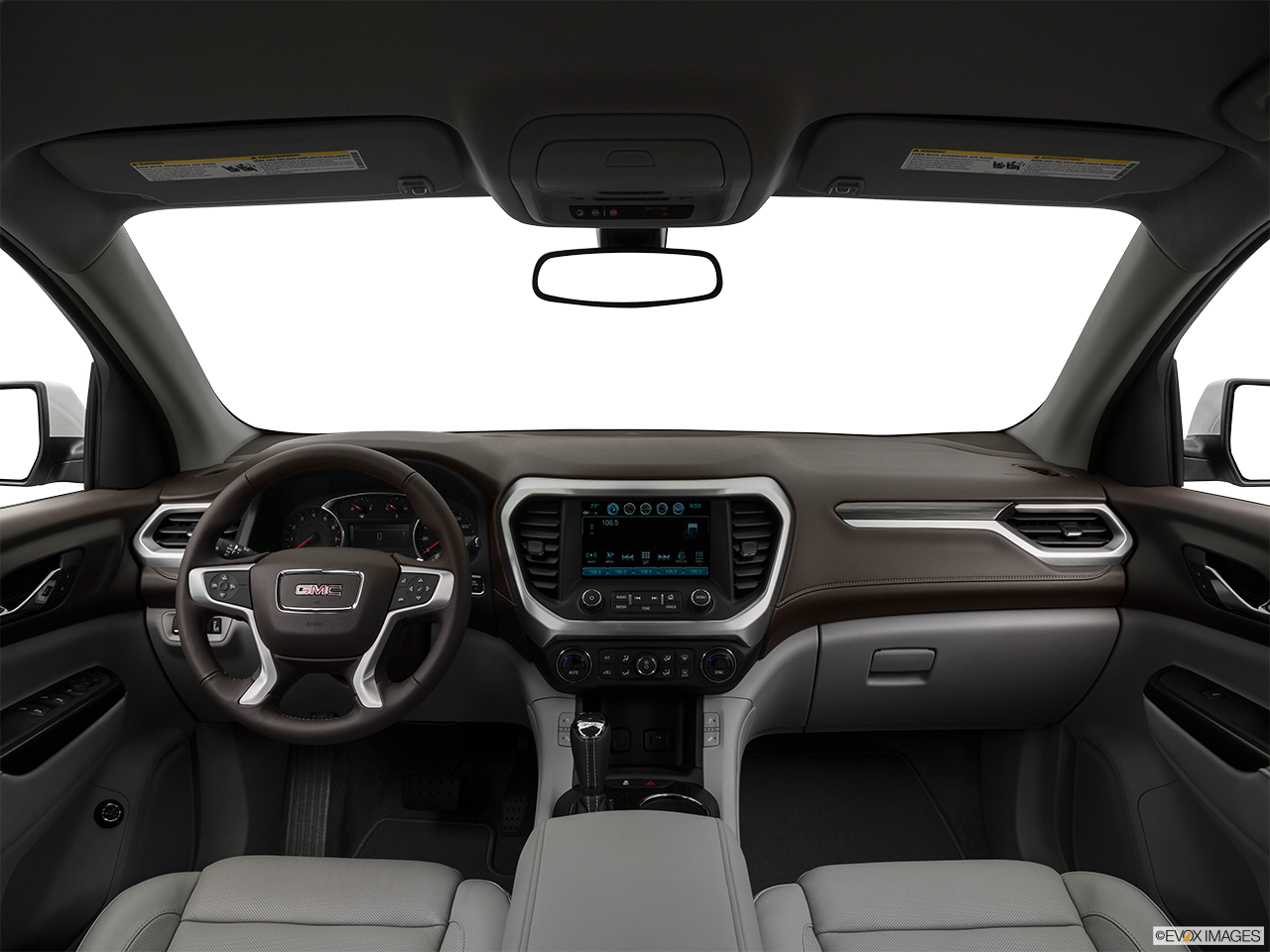 gmc acadia 2015 black. interior view of 2017 gmc acadia in anaheim gmc 2015 black