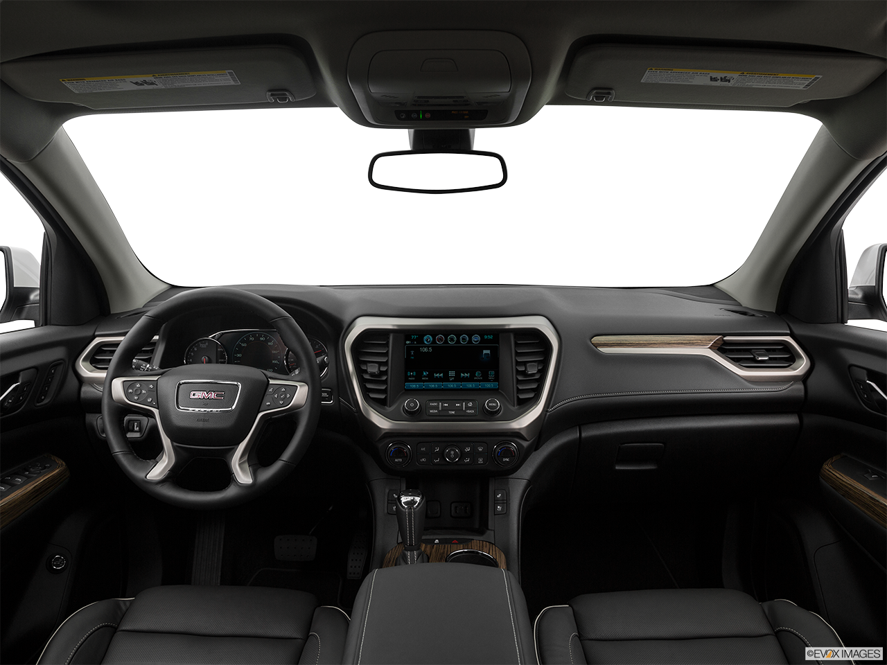 Interior View Of 2017 GMC Terrain in Costa Mesa