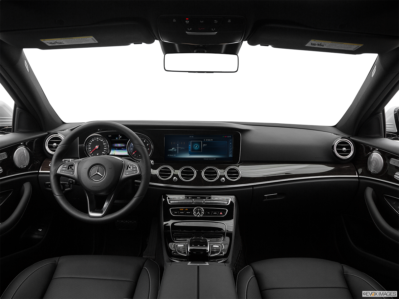 Interior View Of 2017 Mercedes-Benz E300 in Shrewsbury