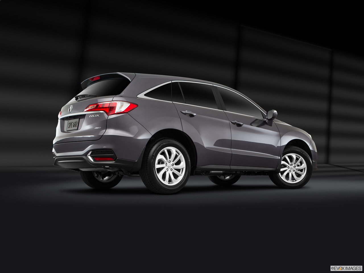 Exterior View Of 2017 Acura RDX in San Bernardino