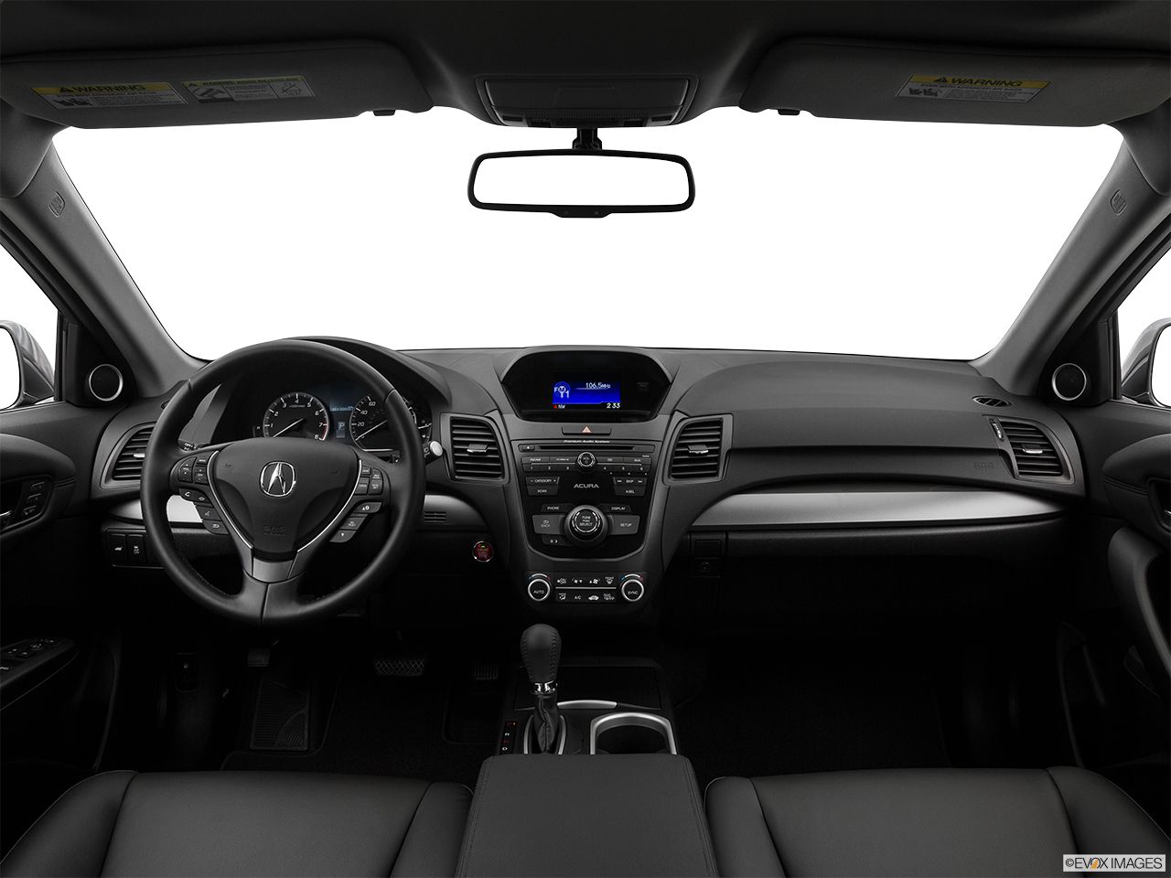 Interior View Of 2017 Acura RDX in San Bernardino