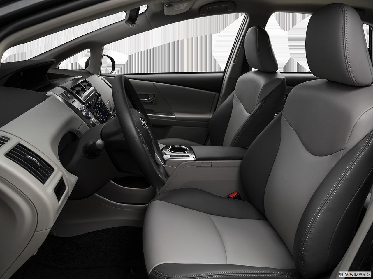 2017 Toyota Prius v near Sacramento at Roseville Toyota