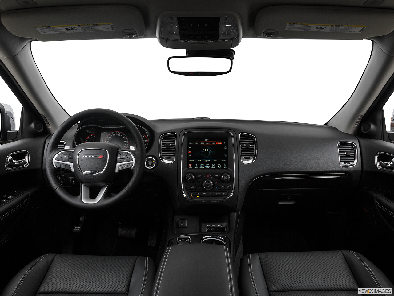 Interior View Of 2017 Dodge Durango in West Palm Beach
