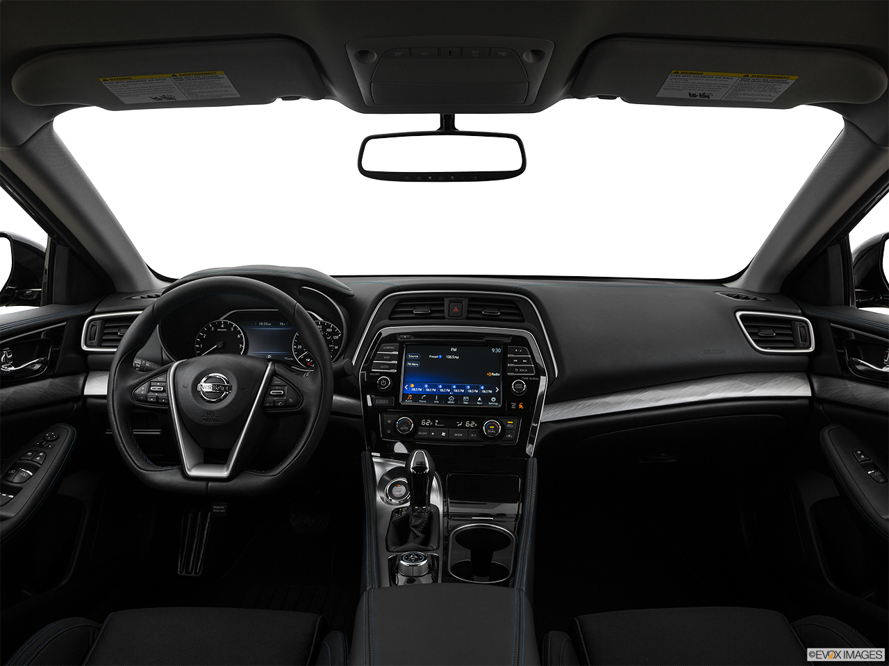 Interior View Of 2017 Nissan Maxima Inland Empire