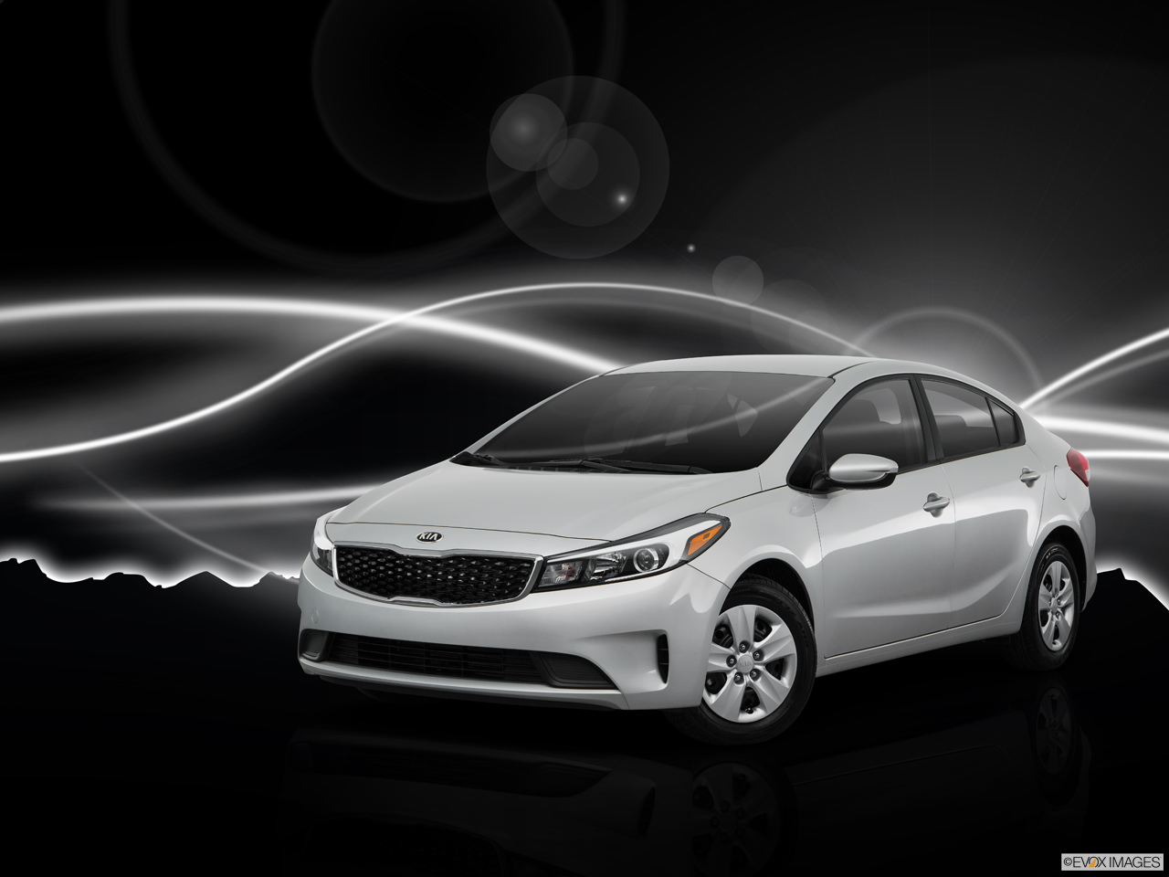 Exterior View Of 2017 KIA Forte at KIA Cerritos
