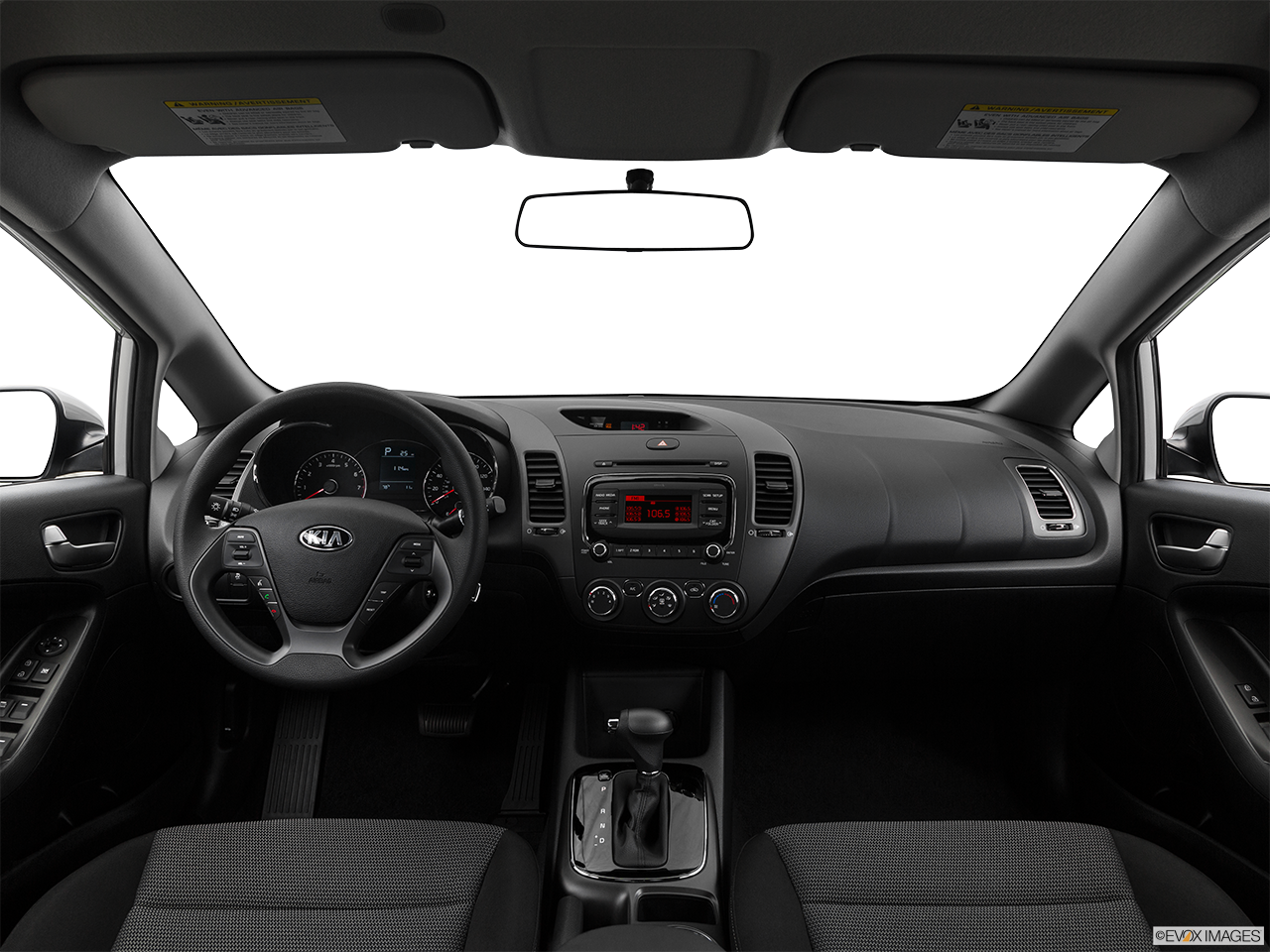 Interior View Of 2017 KIA Forte at KIA Cerritos