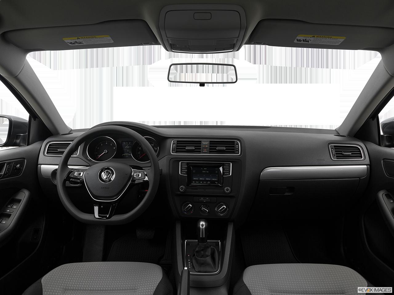 Interior View Of 2017 Volkswagen Jetta in San Diego