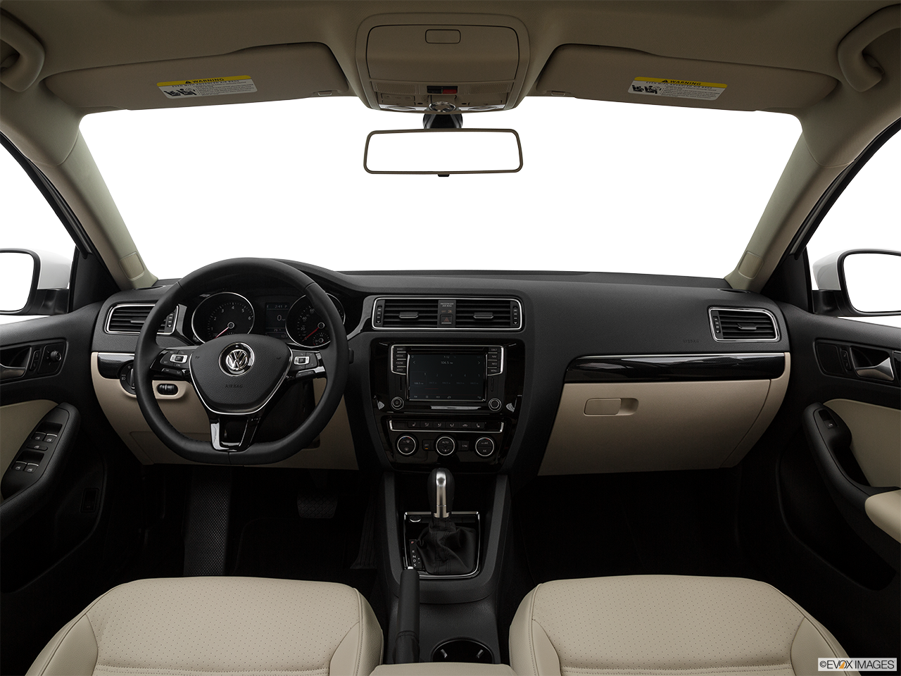 Interior View Of 2017 Volkswagen Jetta in Franklin