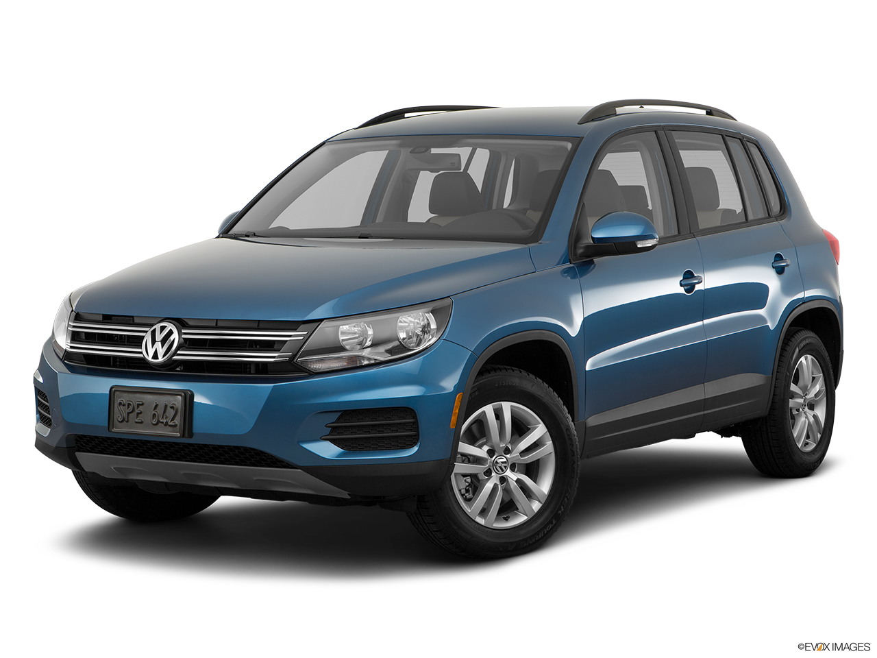 Test Drive A 2017 Volkswagen Tiguan at Casey Volkswagen in Newport News