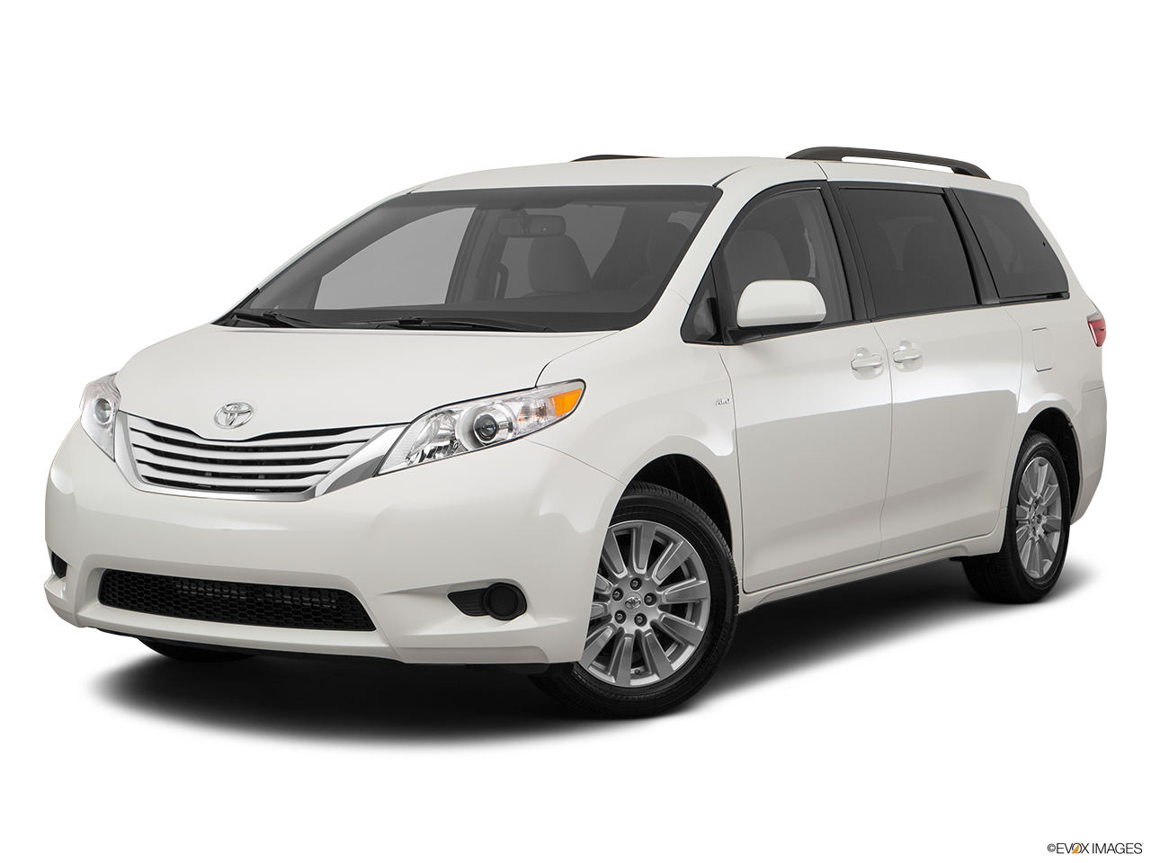 Test Drive A 2017 Toyota Sienna at Tustin Toyota in Tustin