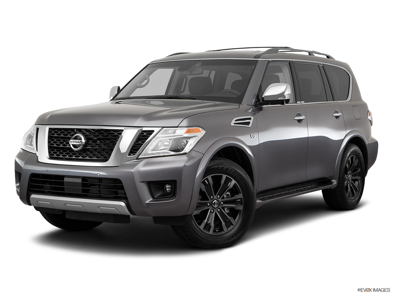 Test Drive A 2017 Nissan Armada® at Palm Springs Nissan