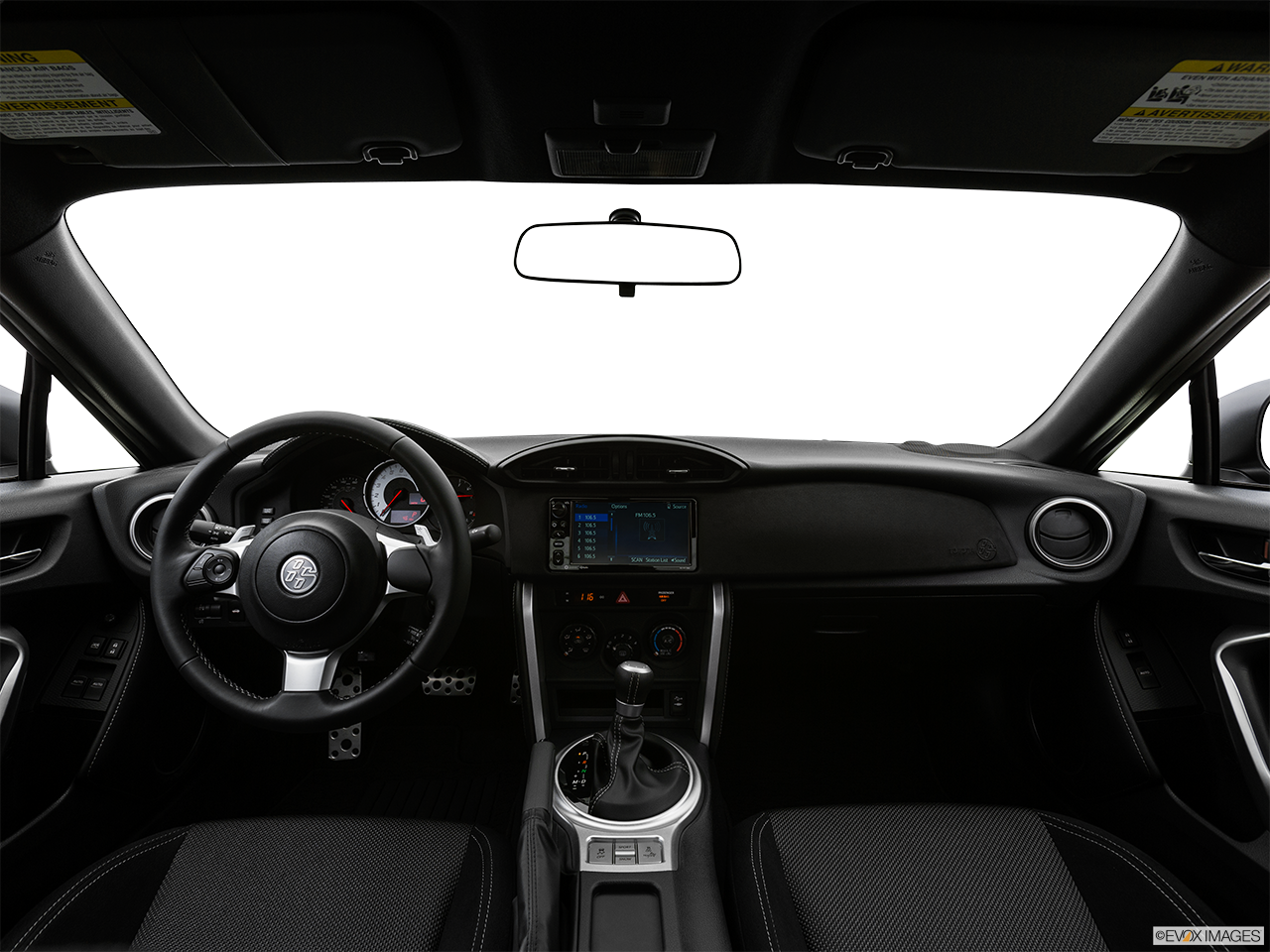 Interior View Of 2017 Toyota 86 in Sacramento