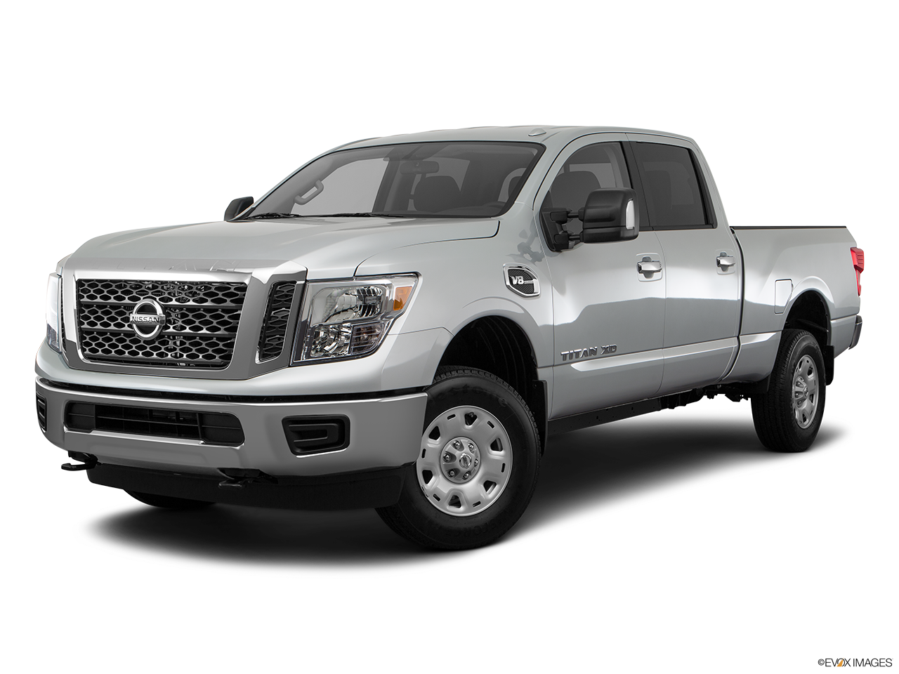 Test Drive A 2017 Nissan Titan at Palm Springs Nissan