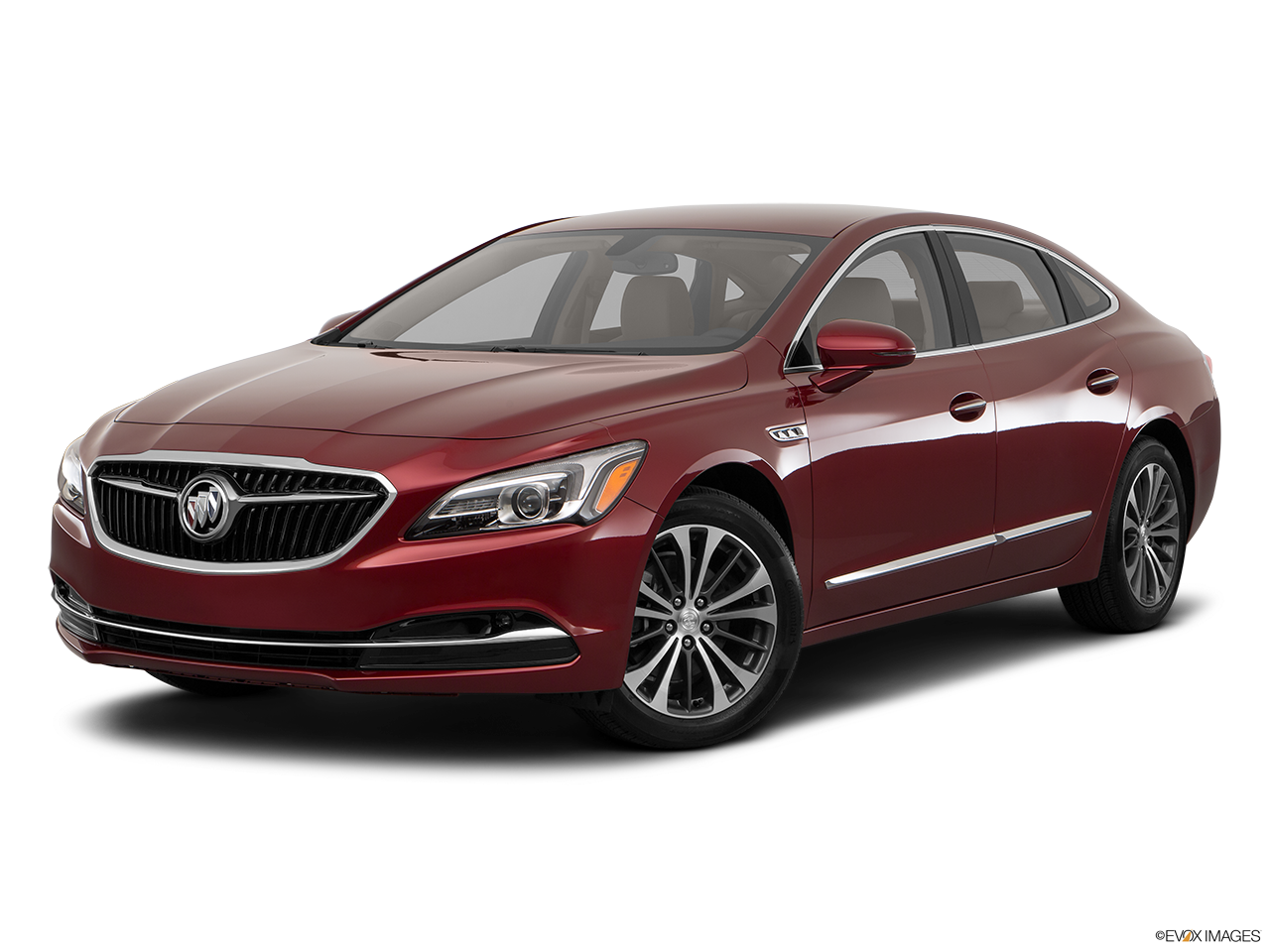 Test Drive A 2017 Buick LaCrosse at Suburban Buick GMC of Costa Mesa in Costa Mesa