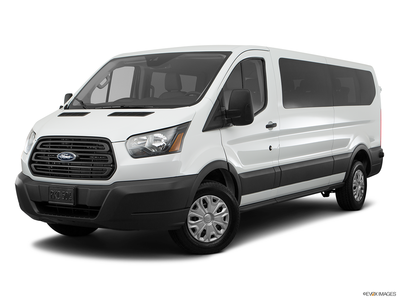 Test Drive A 2017 Ford Transit at Mossy Ford in San Diego