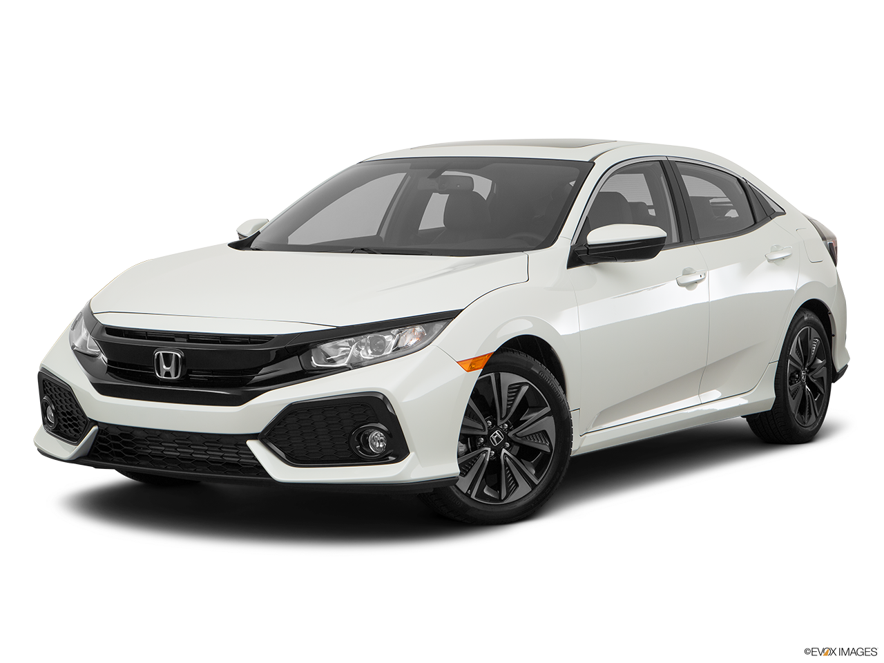 Test Drive A 2017 Honda Civic at Honda of El Cajon near San Diego