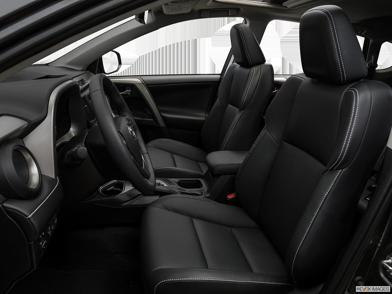 Research The 2017 Toyota RAV4 Riverside