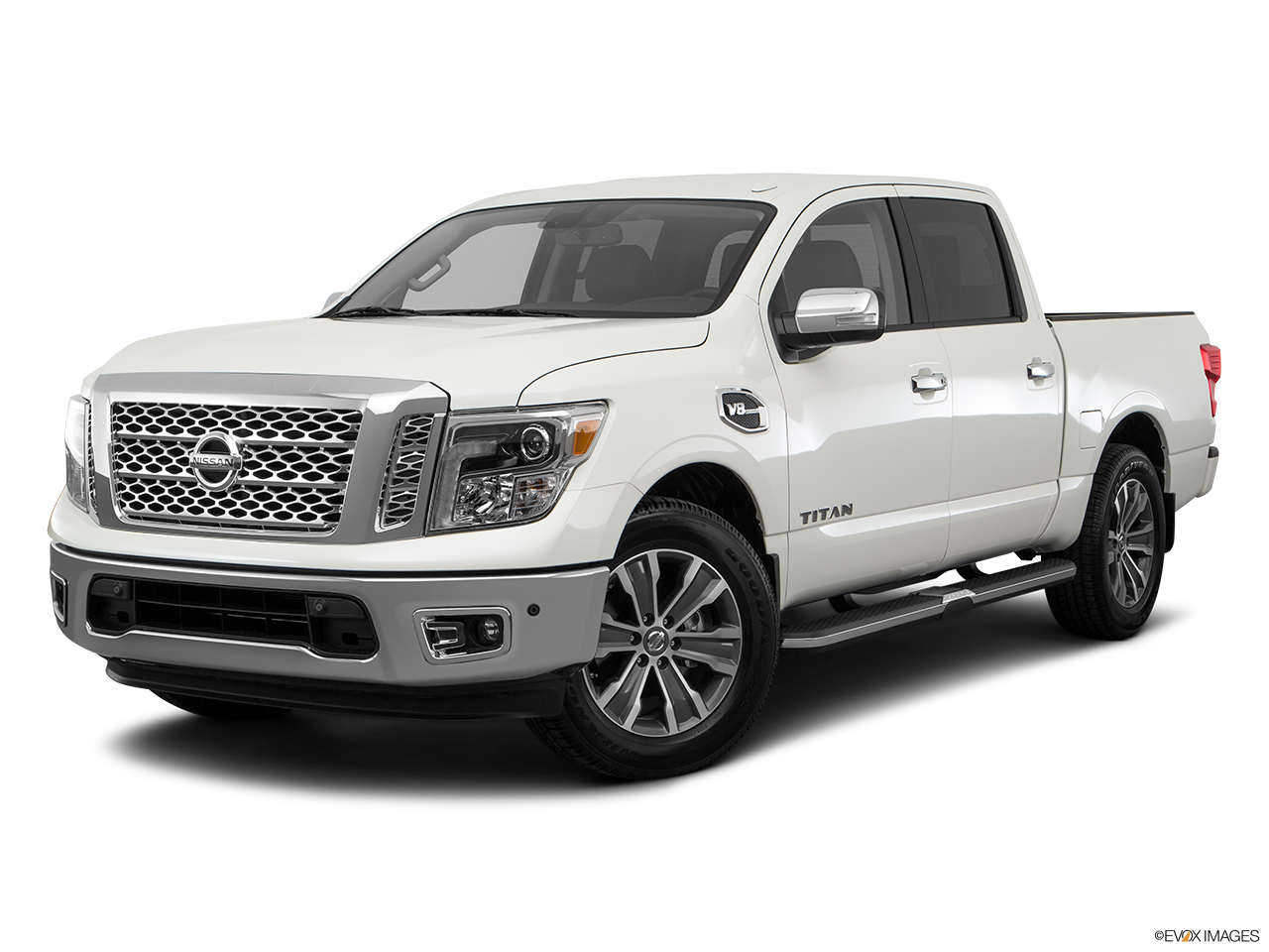 Test Drive A 2017 Nissan Titan at Empire Nissan in Ontario