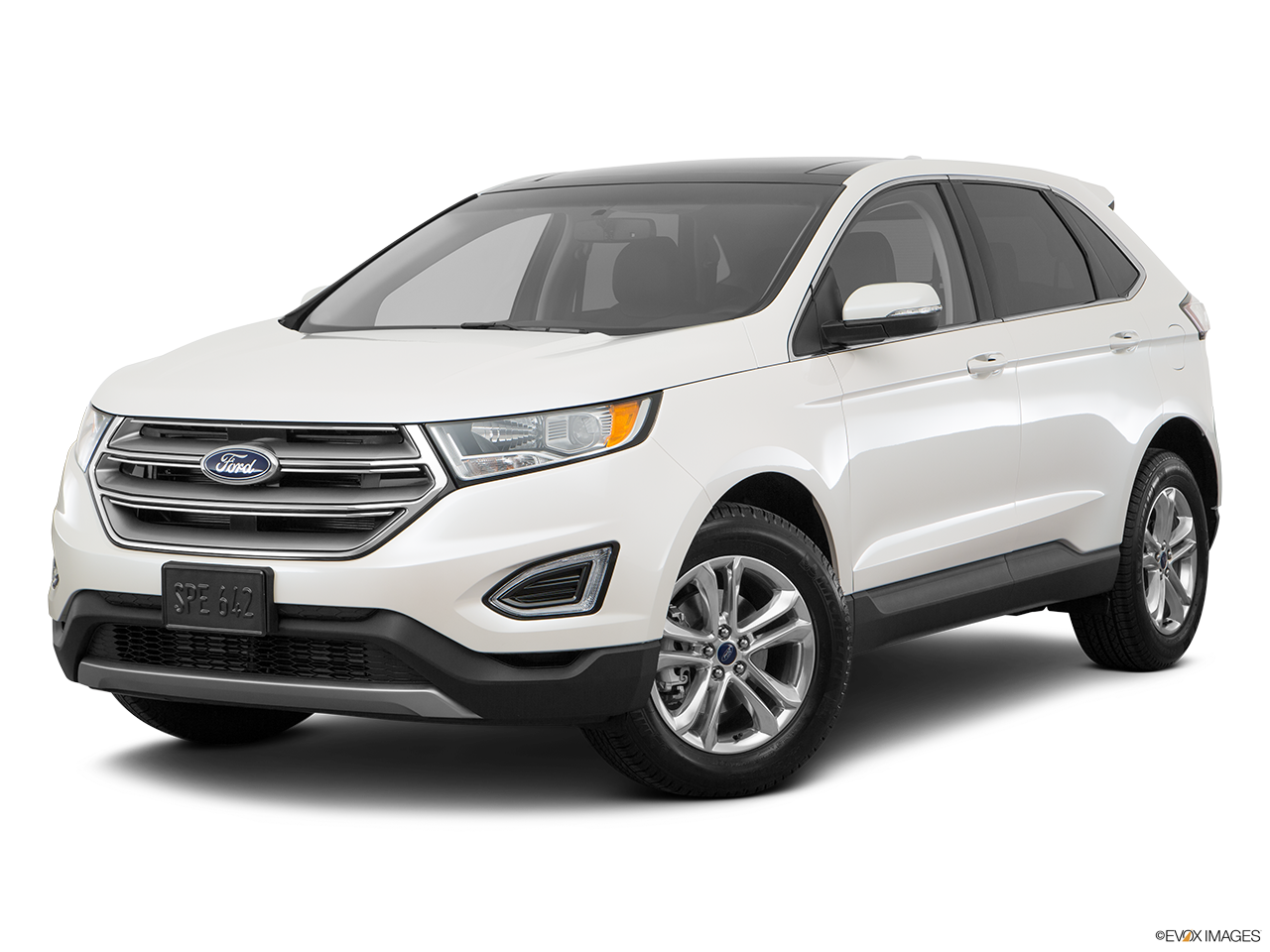 Test Drive A 2017 Ford Edge at Sunnyvale Ford in Sunnyvale