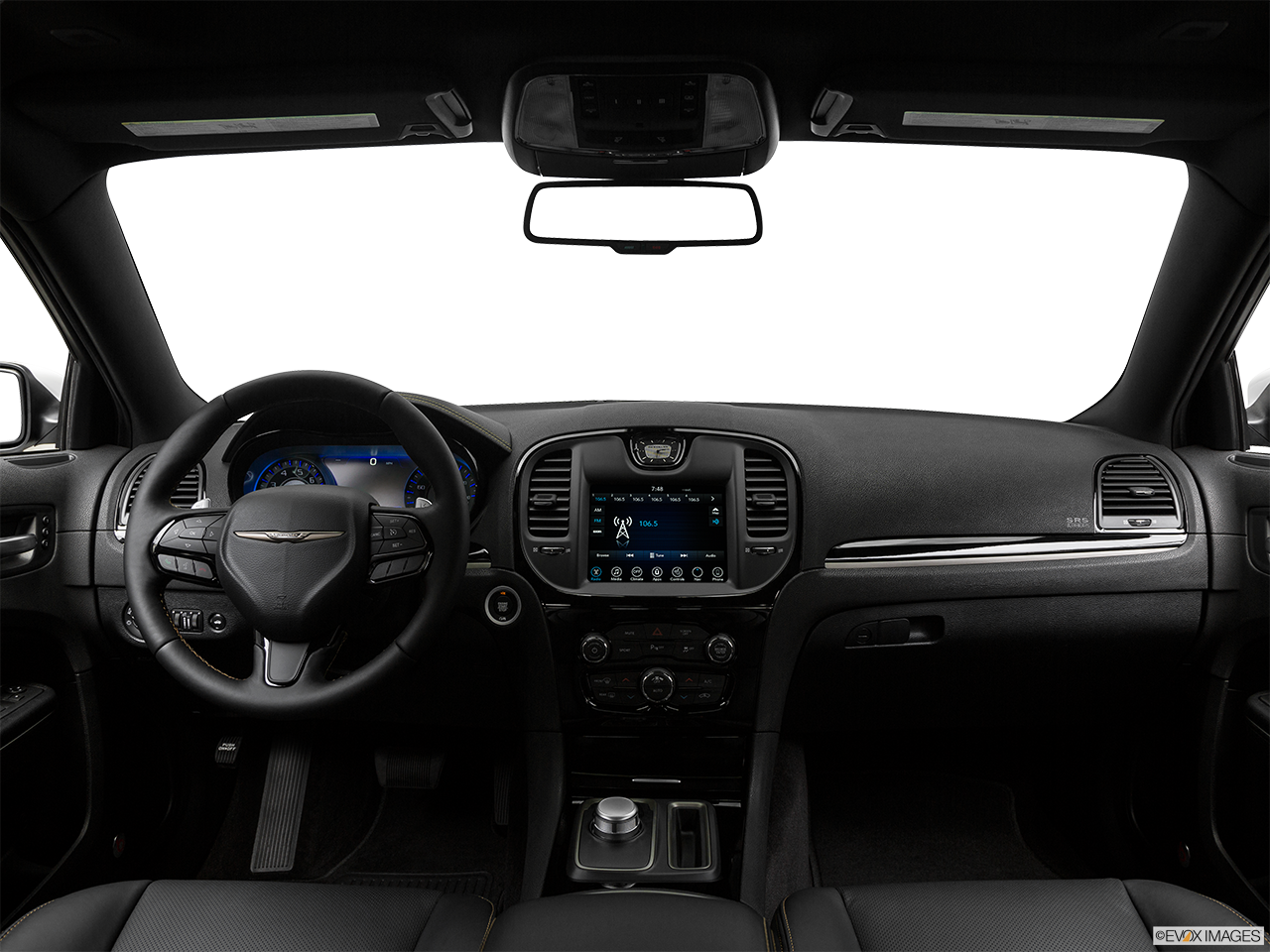 Interior View Of 2017 Chrysler 300 in Tracy