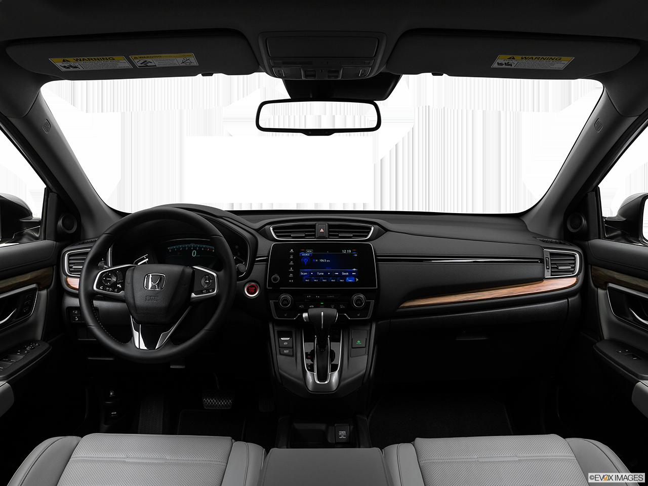 Interior View Of 2017 Honda CR-V serving San Bernardino