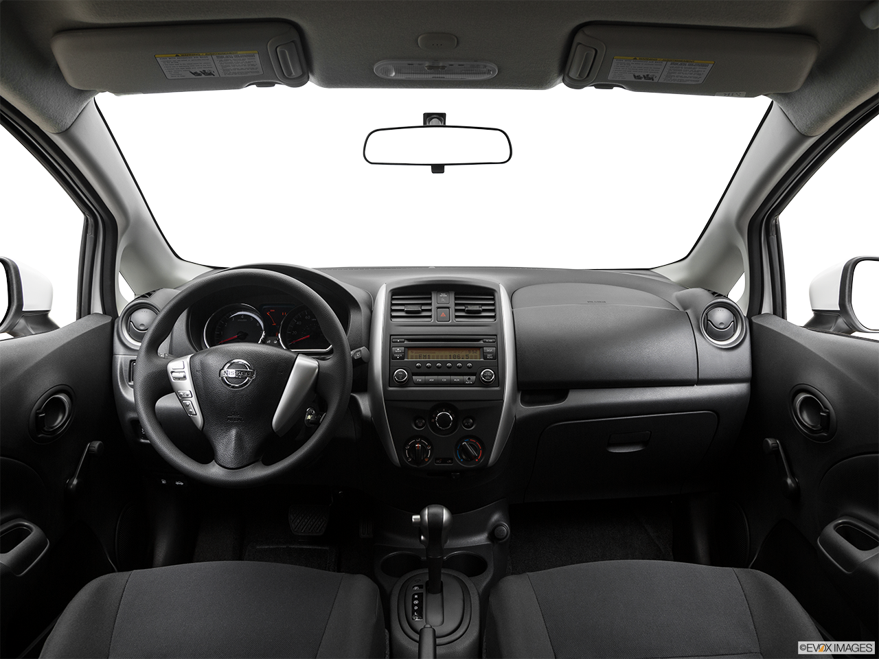 Interior View Of 2017 Nissan Versa® Note® in Ontario