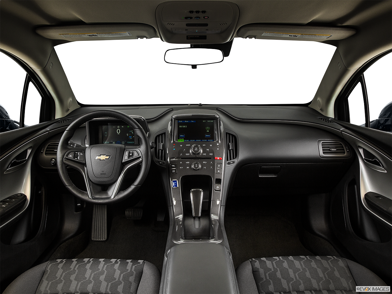 Interior View Of 2015 Chevrolet Volt In Newport News
